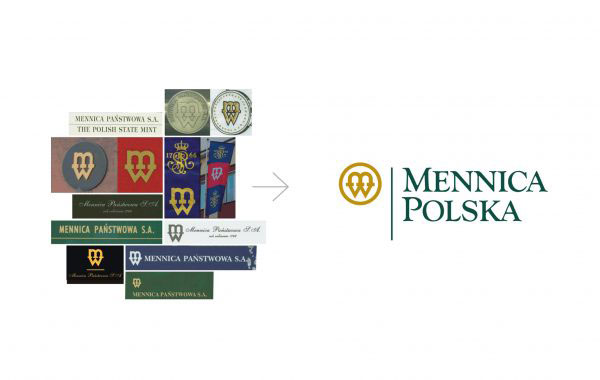 APOGEUM projektowanie marki dla Mennicy Polskiej