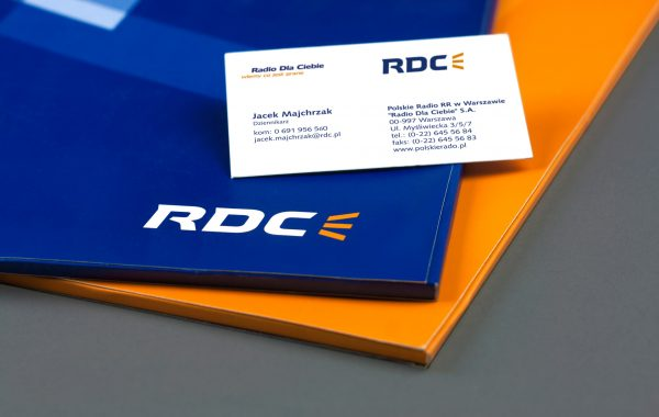 Apogeum-RDC, rebranding marki-wizytowka