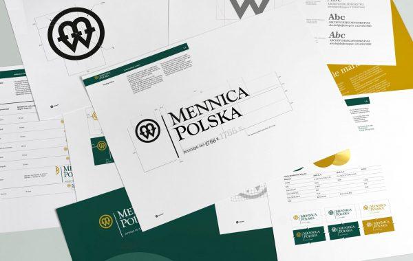 APOGEUM projektowanie marki dla Mennicy Manual