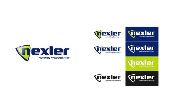 Apogeum Nexler znak i system identyfikacji