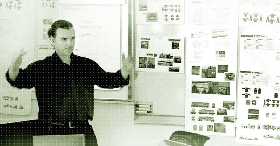 zespół projektowy APOGEUM design Tomasz Gradzki